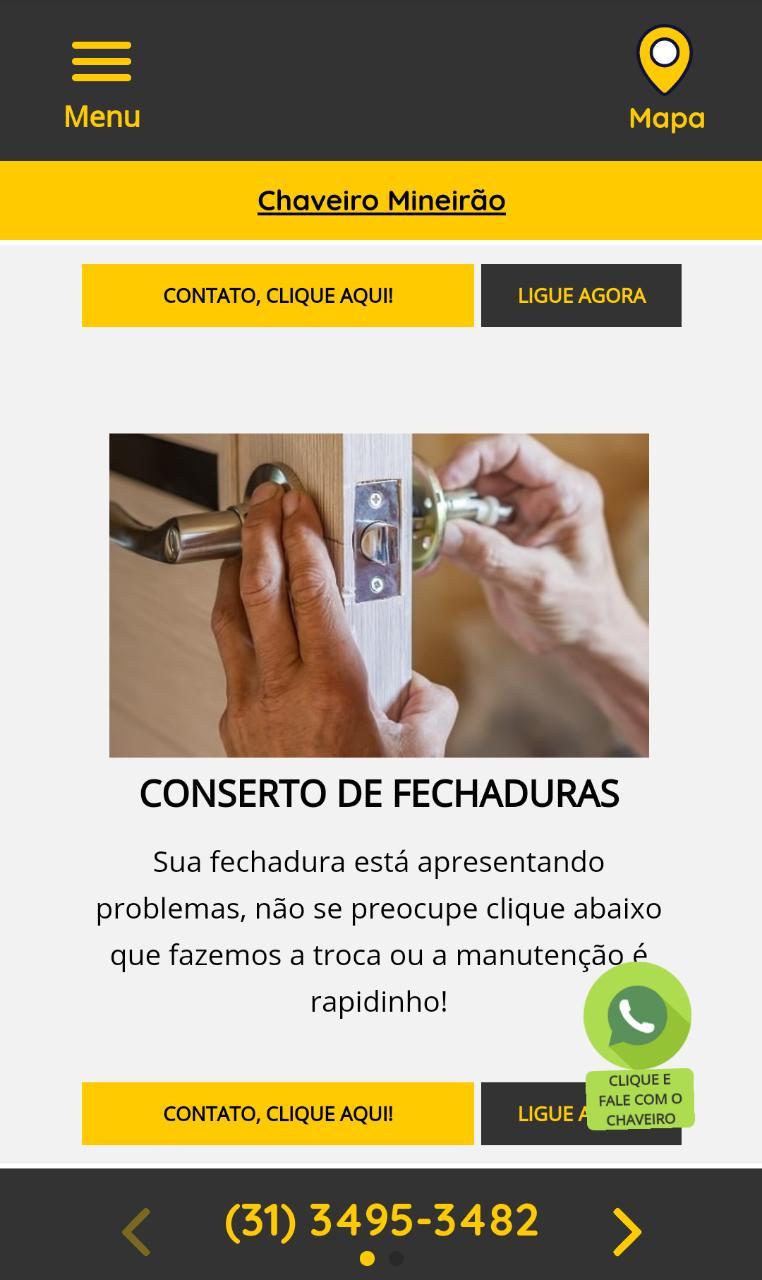 Chaveiro Mineirão