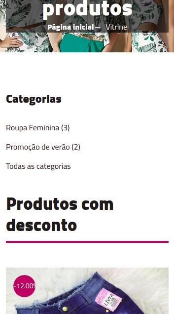 Boutique Estilo Feminino